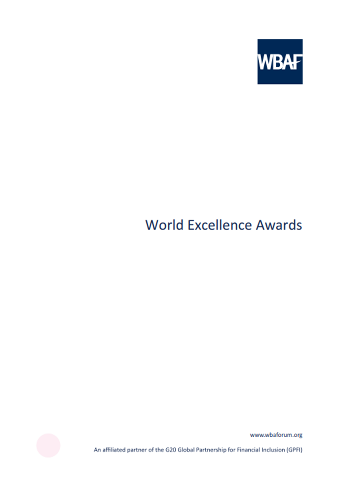 Word Excellence Awards